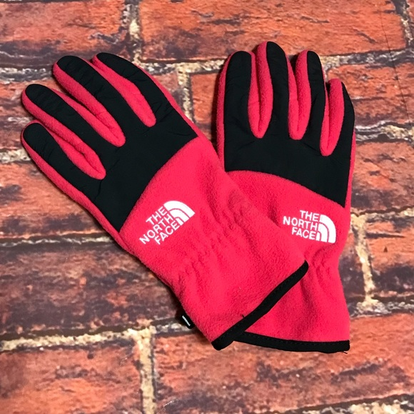 1298495d9 The North Face Pink Winter Denali Gloves